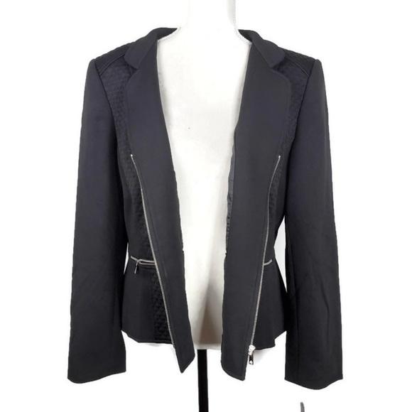 Tahari Jackets & Blazers - Tahari Black New With Tags Jacket Size 14